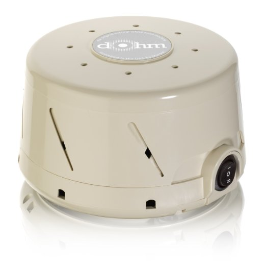 All-Natural White Noise Sound Machine