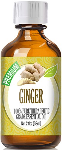 Ginger (60ml) 100% Pure, Best Therapeutic Grade Essential Oil