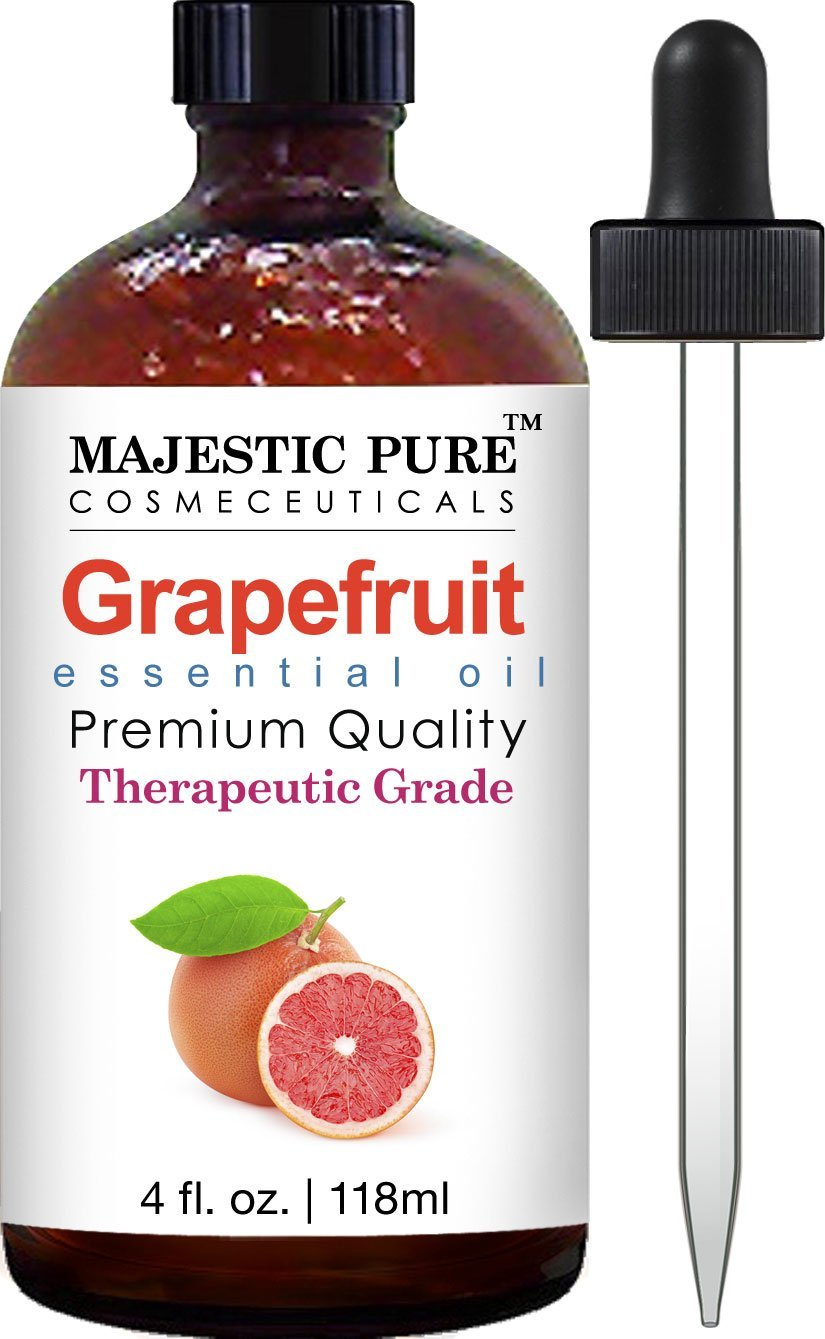 Grapefruit Essential Oil from Majestic Pure