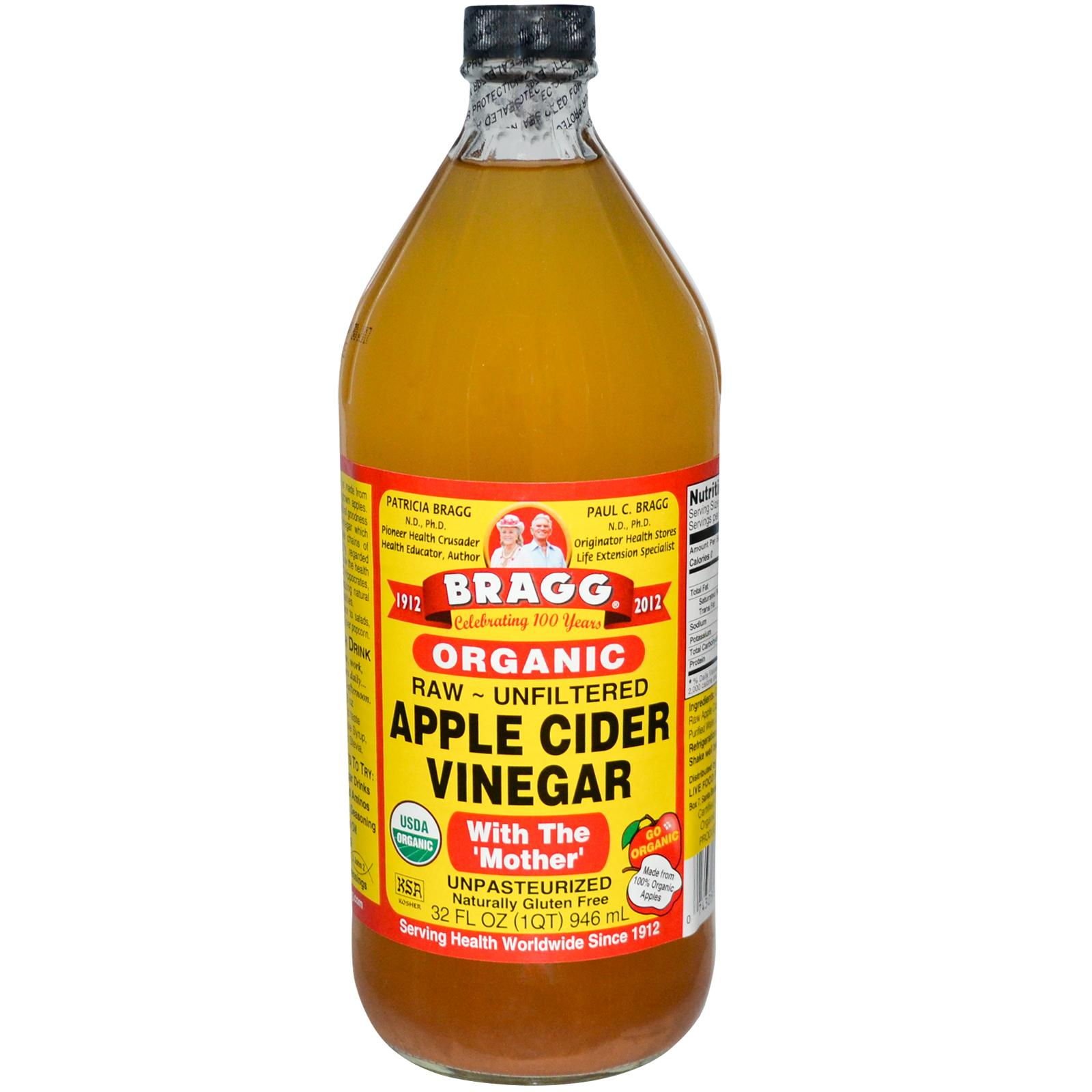 How To Get Rid Of Eczema - Apple Cider Vinegar