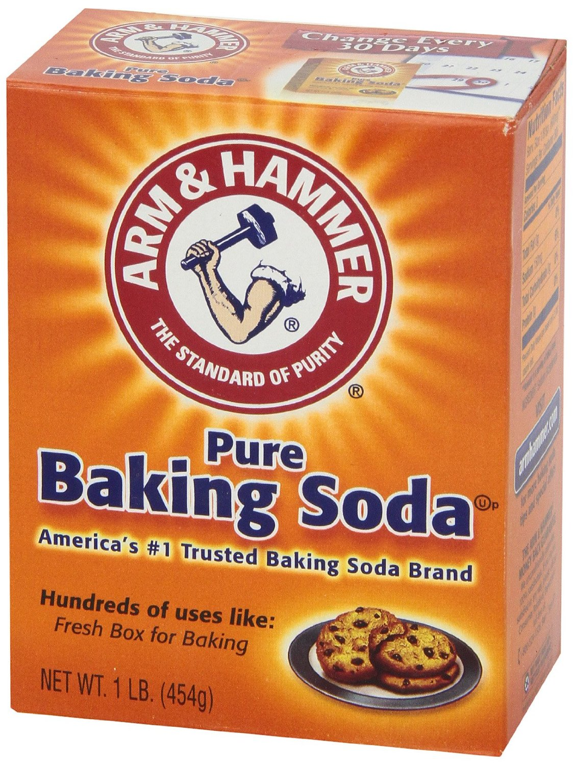 How To Get Rid Of Eczema - Baking Soda