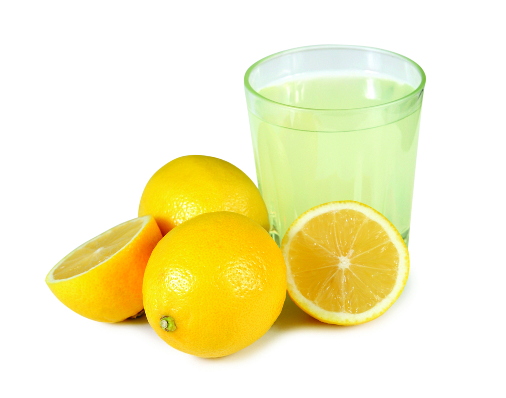 How To Get Rid Of Eczema - Lemon Juice