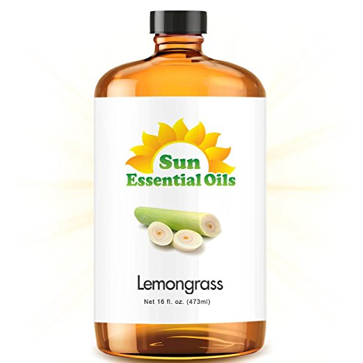 Lemongrass (Mega 16oz) Best Essential Oil