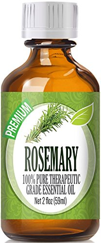 Rosemary (60ml) 100% Pure, Best Therapeutic Grade Essential Oil