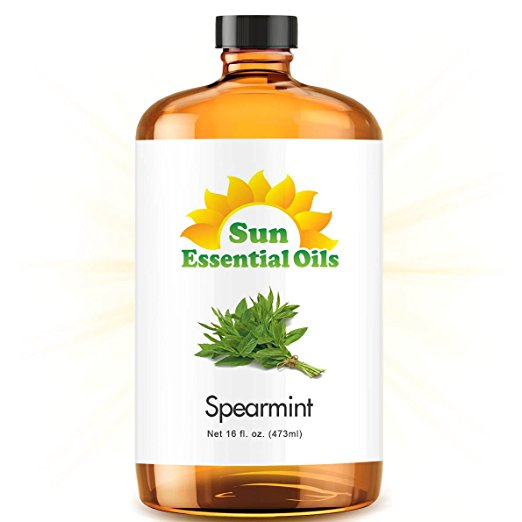Spearmint (Mega 16oz) Best Essential Oil