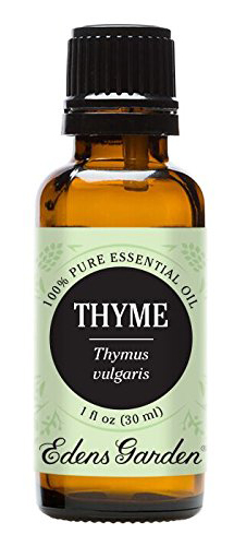 Thyme 100% Pure Therapeutic Grade Essential Oil by Edens Garden