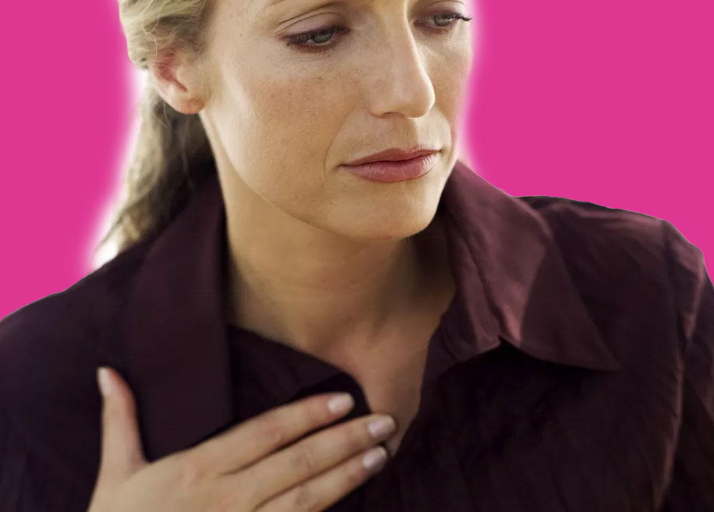 5 Ways to Get Rid of Heartburn Quickly and Naturally
