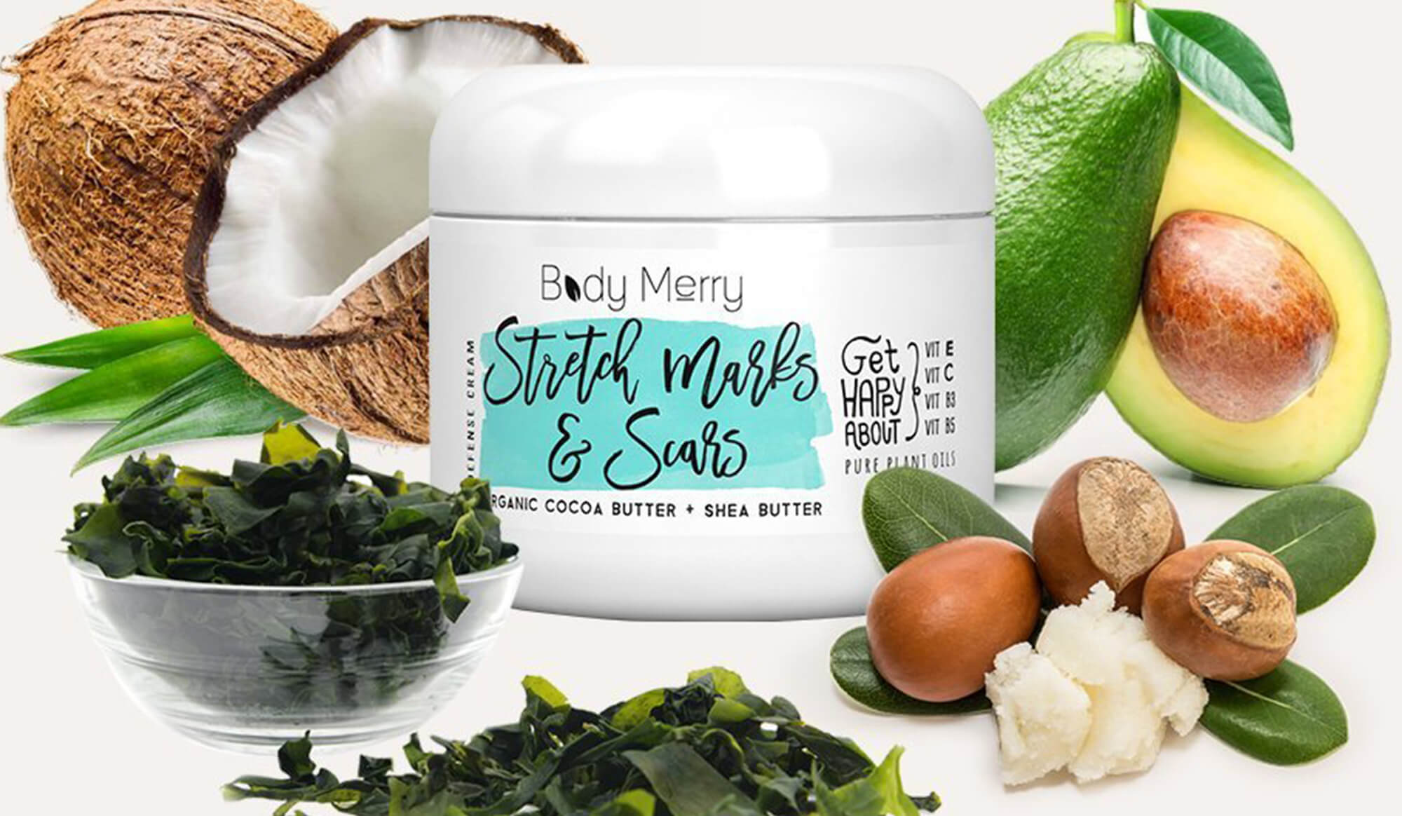 How To Get Rid Of White Stretch Marks