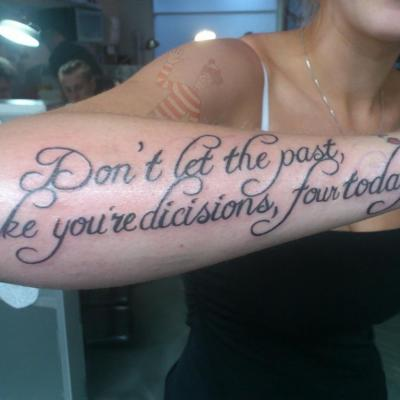 How to get rid of a tattoo
