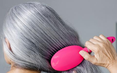 How to Get Rid of Gray Hair